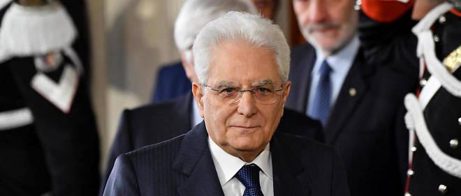 Un nouveau cycle de négociations va s'enclencher entre les partis politiques la semaine prochaine, faute d'accord sur la formation d'un gouvernement, a indiqué ce jeudi le président italien Sergio Mattarella.