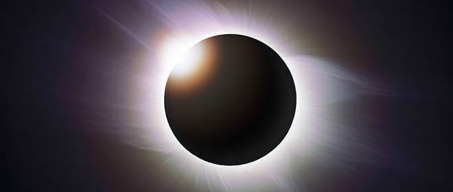 La Nasa compte envoyer une sonde vers le Soleil à l'été prochain, afin de percer le mystère de la couronne solaire, visible sur cette photo d'une éclipse.