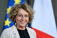 La ministre du Travail, Muriel Pénicaud, a annoncé un comité de suivi de la réforme du droit du travail. ©Julien Mattia
