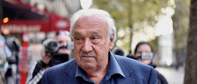 Marcel Campion à Paris, en octobre 2017.