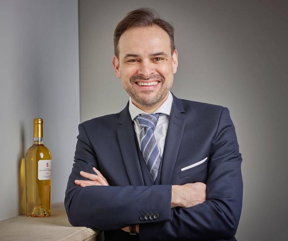 David Bolzan - Directeur des Vignobles Silvio Denz. ©  ©HervéLefebvre