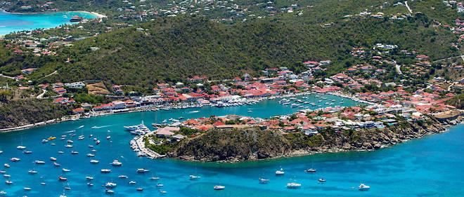 La neuvième édition des Voiles de Saint-Barth a lieu du 9 au 14 avril. Le départ a été donné dans le port de Gustavia.