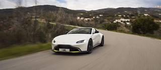Aston Martin Vantage 2018 ©Drew Gibson