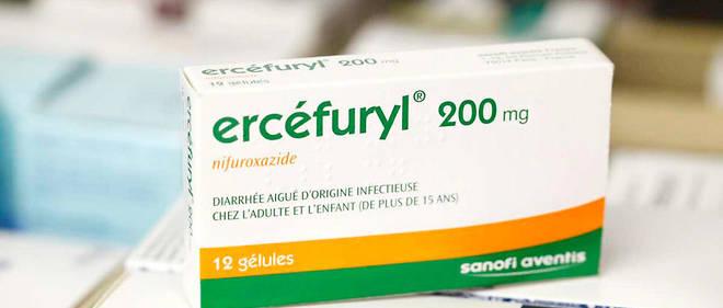 L'Ercéfuryl peut provoquer des réactions sévères cutanées ou touchant les cellules sanguines.