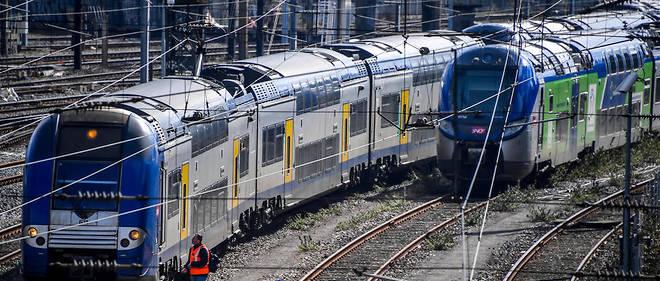 Vendredi sont ainsi prévus un TGV et un TER sur trois, deux Transilien sur cinq et un train Intercités sur cinq.