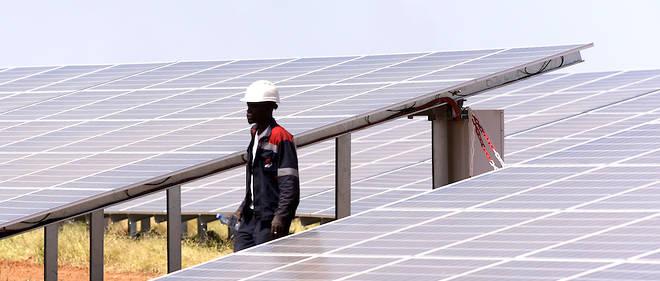 L'AFD a mis l'accent sur les projets concernés par le changement climatique.