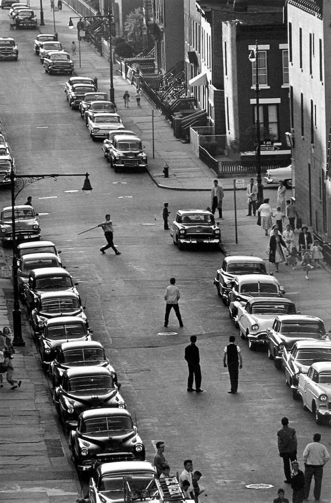 Brooklyn Gang 1966/68 de Bruce Davidson © Bruce Davidson Collection Florence et Damien Bachelot