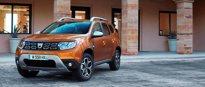 Comme le reste de la gamme Dacia, le Duster sera bientôt disponible en bicarburation GPL.