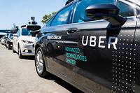 Aux États-Unis, un accident impliquant une voiture autonome appartenant à Uber, le 19 mars dernier, a fait polémique (photo d'illustration).  ©ANGELO MERENDINO