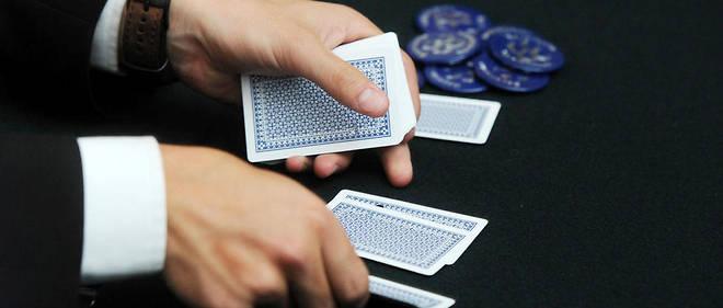 Des organisateurs de parties de poker clandestines ont été interpellés cette semaine à Paris.