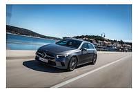 La Mercedes Classe A 2018 grandit en dimensions et en prestations, inspirées de la Classe S