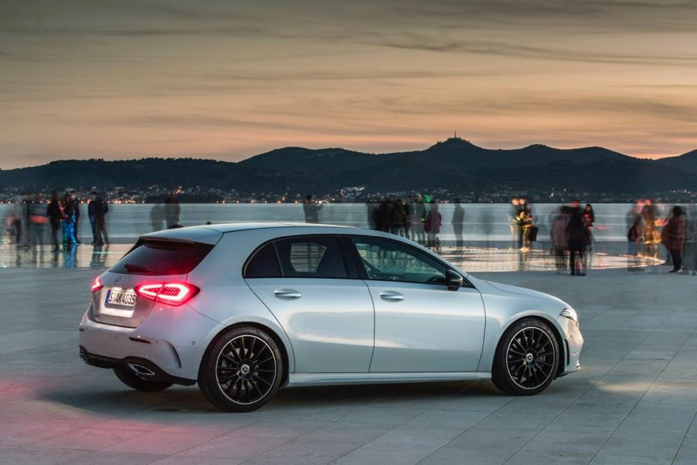 Mercedes Classe A 2018 ©  Mercedes