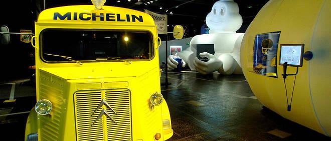 Michelin et Bibendum ont fait le tour du monde, mais conservent fièrement leurs racines auvergnates