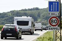 La limitation de vitesse à 80 km/h devrait être une décision de proximité, celle des départements.