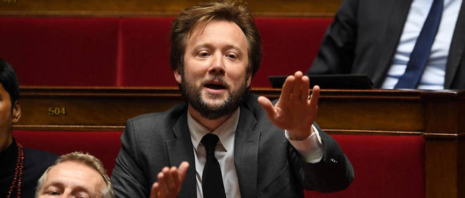 Boris Valaud est porte-parole du PS et du groupe Nouvelle Gauche à l'Assemblée.