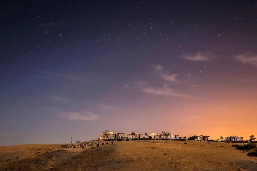 Terre des étoiles, près de Marrakech © Saad Alami Saad Alami / Terre des etoiles