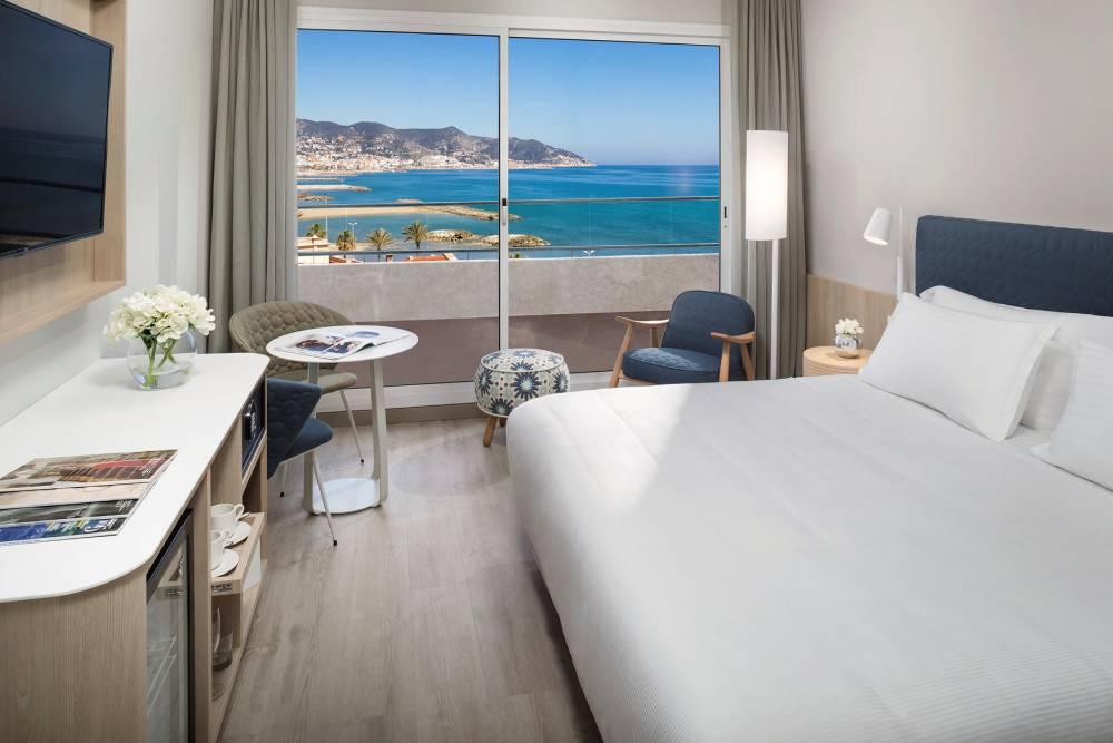 Le ME, à Sitges.  © Thierry Delsart Thierry Delsart / Melia Hotels 2017