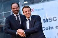 Emmanuel Macron sera le premier président de la République à marcher sur deux pieds, le droit et le gauche.