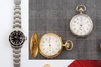 150 lots estimés entre 100 et 12 000 euros composent cette première vente horlogère organisée par Osenat ce samedi à Fontainebleau.