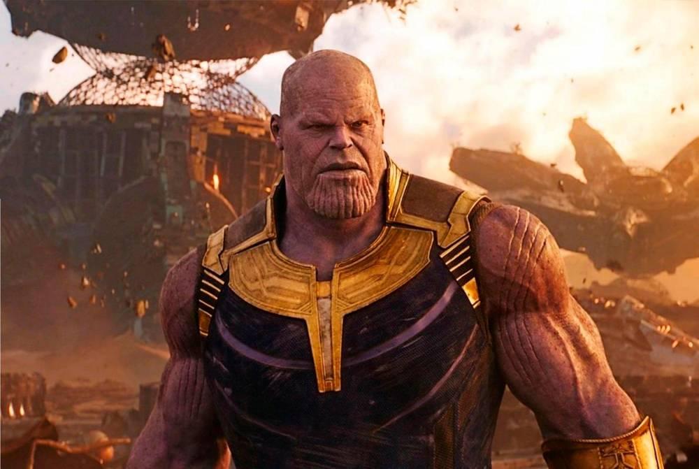 Thanos (Josh Brolin) ©  Marvel/Disney