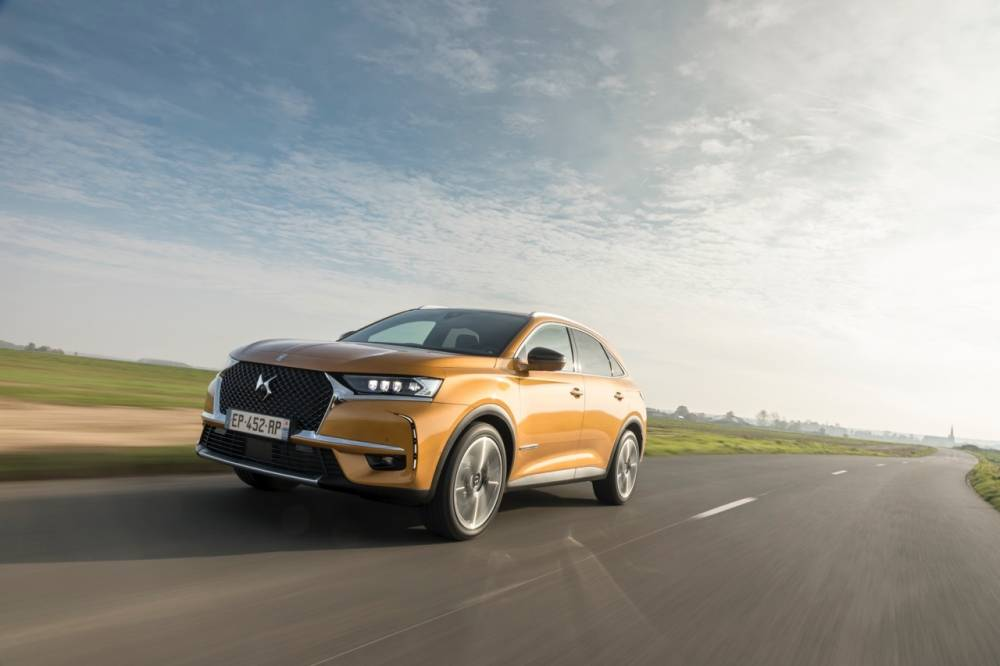DS7 Crossback ©  DS