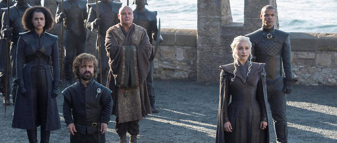Game Of Thrones George R R Martin Sort Un Nouveau