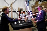 Le duc de Cambridge sera le témoin du prince Harry lors de son mariage avec Meghan Markle. Le prince William avait également choisi son frère en 2011 lors de ses noces avec Kate Middleton.  ©ADRIAN DENNIS