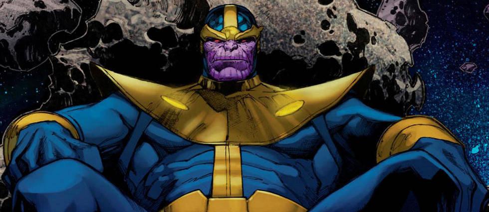 <p>5 comic books pour d&#233;couvrir Thanos.</p>