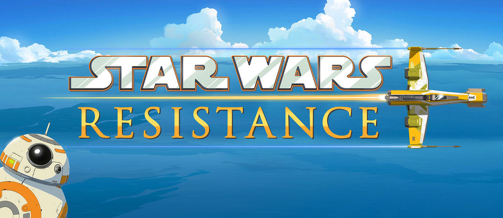 <p>Disney Channel vient de commander une nouvelle s&#233;rie anim&#233;e, Star Wars Resistance.</p>