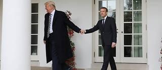 Donald Trump entraîne Emmanuel Macron dans le Bureau ovale. Contrairement à ce que l'on dit, le bilan du Français est loin d'être nul à l'issue de ses entretiens avec son homologue américain.