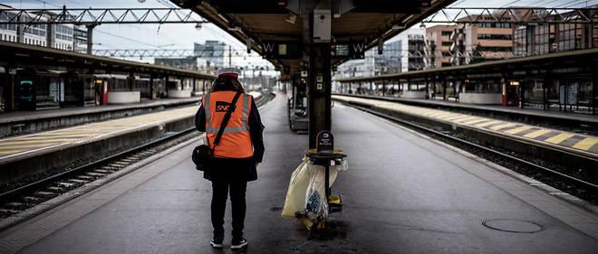 """Selon un sondage publié par le JDD,41 % des Français juge la grève """"justifiée"""". Un soutien qui a baissé de 2 points en une semaine."""