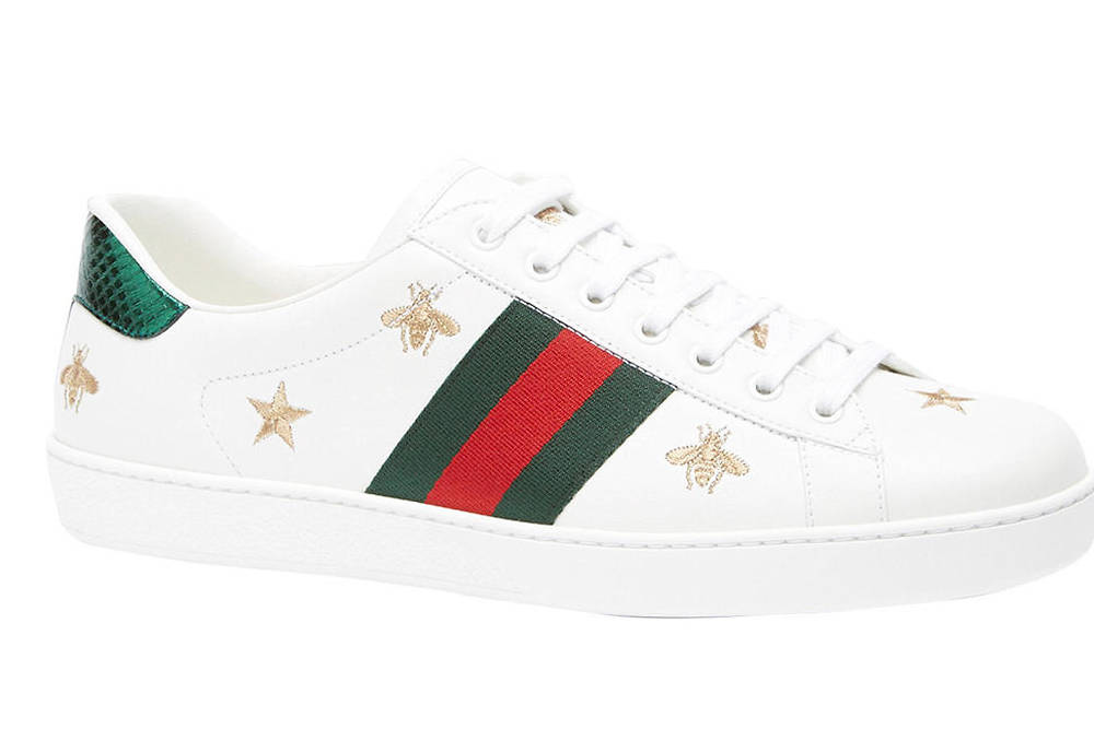 Baskets Gucci