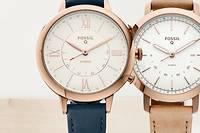 Face au rouleau compresseur connecté californien, Fossil va créer des montres, connectées ou non, avec Puma.  ©Chris Ossenfort