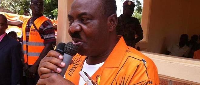 Bertin Béa est le secrétaire général du Kwa Na Kwa (KNK), le parti de l'ex-président de RCA, François Bozizé.