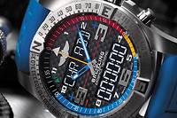 Une montre connectée destinée aux amateurs de yachting pour Breitling.