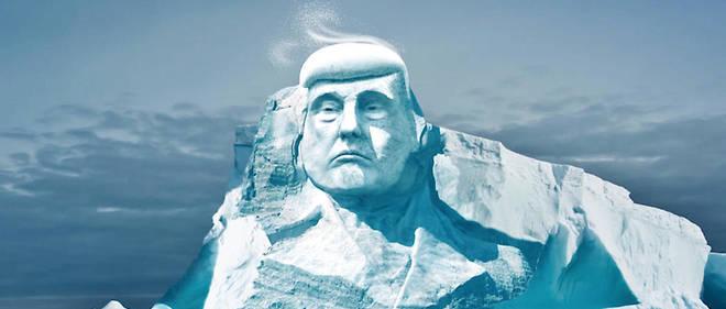 L'ONG Melting Ice a besoin d'un demi-million de dollars afin de pouvoir réaliser son projet de sculpture éphémère.