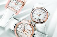 Pour mettre le cap vers la belle saison, l'atelier horloger Michel Herbelin rhabille de blanc trois de ses best-sellers.