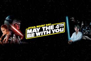 Le 4 mai, les fans célèbrent la saga Star Wars.