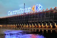 Parmi les entreprises qui recrutent le plus de CDI, on trouve notamment Carrefour et Bouygues  ©PHILIPPE HUGUEN