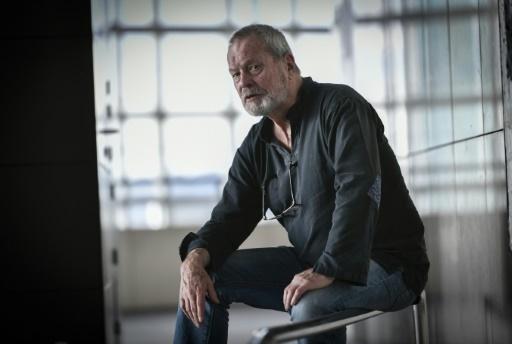 Le metteur en scène britannique Terry Gilliam le 13 mars 2018 à l'Opéra Bastille à Paris © STEPHANE DE SAKUTIN AFP/Archives