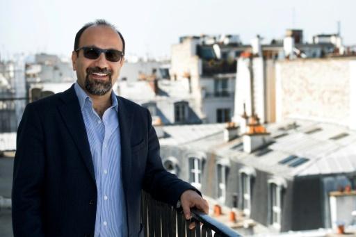 Le cinéaste iranien Asghar Farhadi, le 4 mai 2018 à Paris © GERARD JULIEN AFP