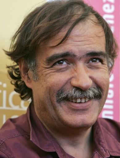 Le producteur portugais Paulo Branco, le 30 août 2006, à Venise, en Italie © ALBERTO PIZZOLI AFP/Archives