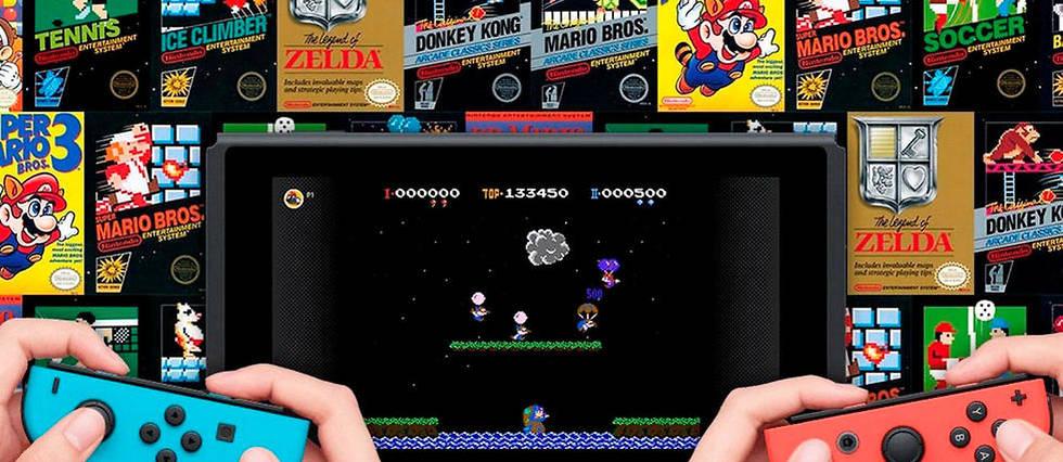 Retrogaming Abonnement Tout Sur Le Nintendo Switch Online Le Point
