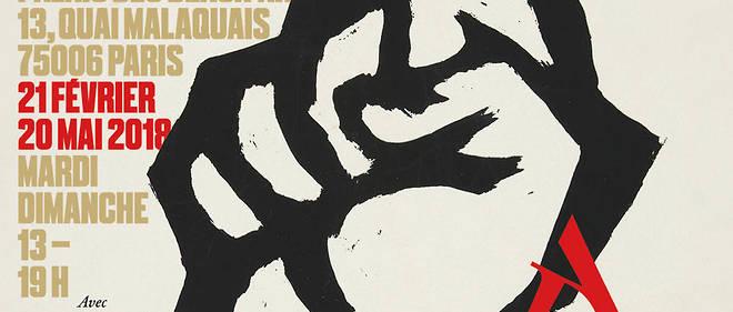 Les affiches de Mai 68 s'exposent aux Beaux-Arts.
