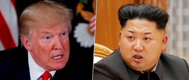 Le président américain Donald Trump et le leader nord-coréen Kim Jong-un se rencontreront le 12 juin, Singapour.