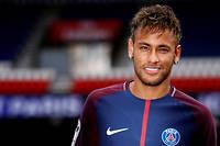 L'arrivée de Neymar au PSG a provoqué une véritable frénésie médiatique. ©Mehdi Taamallah