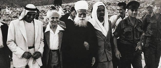 Dans les coulisses de la création d'Israël - Le Point
