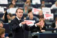 «Emmanuel Macron peut donner toutes les interviews à tous les magazines les plus pro-business qu'il veut (...) cela n'aura absolument aucun effet s'il maintient un niveau de prélèvements obligatoires aussi lourd.»  ©Jacques Witt /SIPA