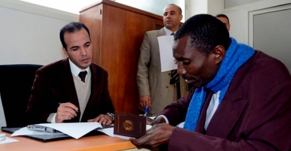 Le Maroc a assoupli ses critères de régularisation, permettant à de nombreux migrants subsahariens de s'installer dans le royaume. ©  DR