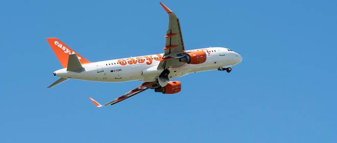 En France, les avions d'easyJet sont remplis à 90 % 15 jours avant leur décollage.